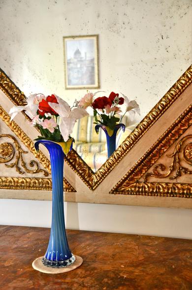 Galleria camere storiche la chancellerie des universit s for Reflet dans le miroir