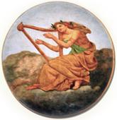 Joueur de harpe