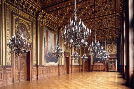 grand salon la chancellerie des universit s de paris. Black Bedroom Furniture Sets. Home Design Ideas