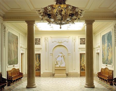 Salle des Autorités