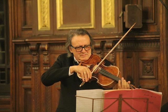 """Gérard Caussé donne en création mondiale """"My Creative Method"""" de Gérard Pesson"""