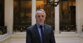 Benoît Forêt nommé secrétaire général de l'académie de Paris, chancellerie des universités