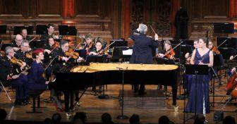 La musique contre l'oubli : concert hommage en Sorbonne