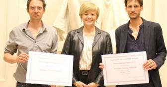 Cérémonie de remise des prix Fénéon 2013