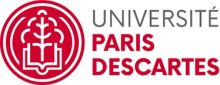 Logo 2016 de l'université Paris Descartes