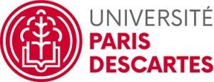 Logo 2016 de l'université Paris Descartes