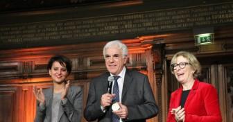 Gérard Berry reçoit la médaille d'or du CNRS 2014