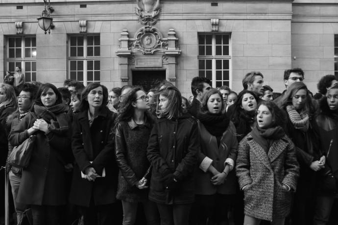La Marseillaise a retenti.