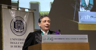Gilles Pécout invité à l'ouverture de l'année universitaire de Bergame