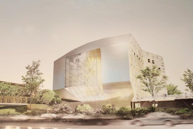 La future Maison de l'Île-de-France
