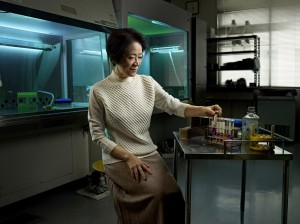 © L'Oréal-UNESCO For Women in Science 2014