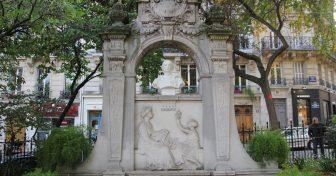 Le buste d'Octave Gréard de retour dans le square Paul Painlevé