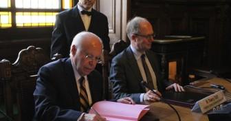 Un partenariat approfondi entre l'UNAM et Sorbonne Universités