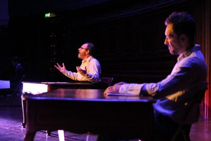 Soirée lecture Albert Camus - René Char en Sorbonne