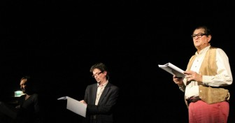 Vibrante soirée lecture René Char avec la Comédie Française