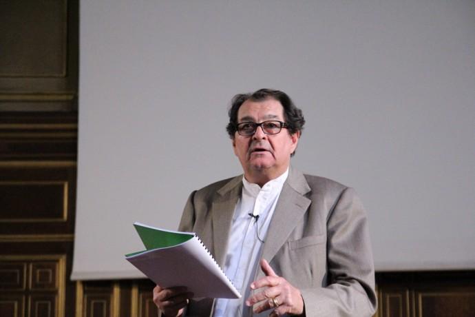 Bruno Raffaelli, sociétaire de la Comédie-Française.