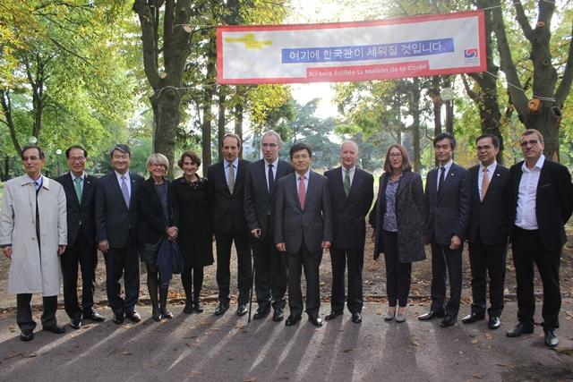 Le premier ministre cor en visite la ciup la - Cabinet du ministre des affaires etrangeres ...
