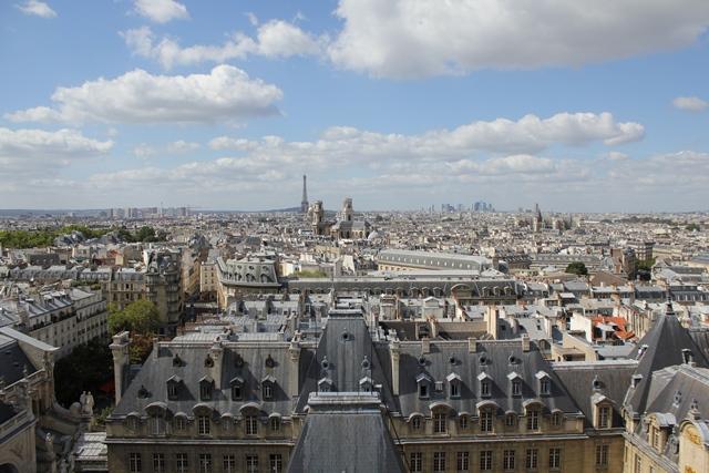 Vue de Paris et de la Sorbonne depuis la Tour d'astronomie_classement_QS_2015_Illu
