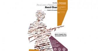 La Comédie Française lira René Char en Sorbonne
