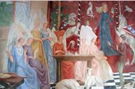 La belle histoire des fresques art déco de la Fondation des États-Unis
