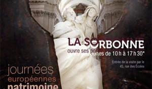 Les Journées européennes du patrimoine 2012 en Sorbonne