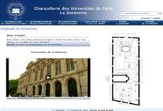 Visite virtuelle en Sorbonne