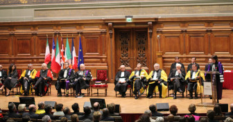 Doctor Honoris Causa de Paris III