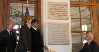 À la mémoire du journal clandestin Défense de la France