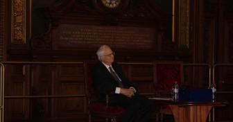 Le professeur Jean Mesnard célébré en Sorbonne