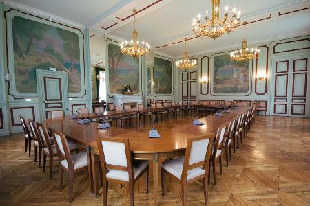 Salle des commissions