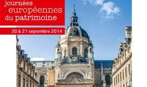 Bienvenue en Sorbonne pour les journées européennes du patrimoine