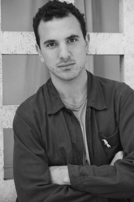 Boris Bergmann, lauréat du prix littéraire Fénéon 2020 de la Chancellerie des universités de Paris. © Manfredi Gioacchini
