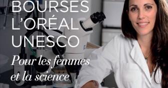 Bourses françaises L'Oréal-UNESCO Pour les Femmes et la Science 2016
