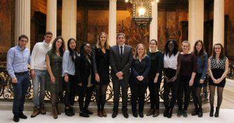 De prometteurs étudiants en médecine récompensés en Sorbonne