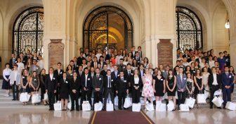 Concours Général : remise des prix 2018 en Sorbonne