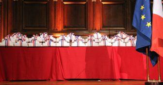 Concours général : remise des prix en Sorbonne