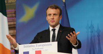 Europe : Emmanuel Macron propose un « processus de la Sorbonne »