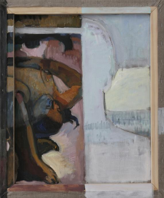 Songe Tahitien, œuvre de Liu Hui, lauréate du prix artistique Fénéon 2020 de la Chancellerie des universités de Paris.