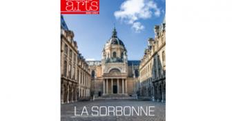 Connaissance des Arts sort un hors-série sur la Sorbonne