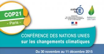 COP 21, la chancellerie agit aussi