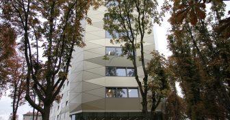 Maison de l'Île de France : un bâtiment pionner inauguré à la CiuP