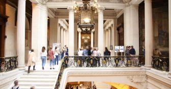 JEP 2016 : belle affluence en Sorbonne