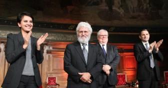 Éric Karsenti reçoit la médaille d'or du CNRS 2015