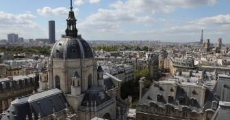 Paris, ville favorite des étudiants