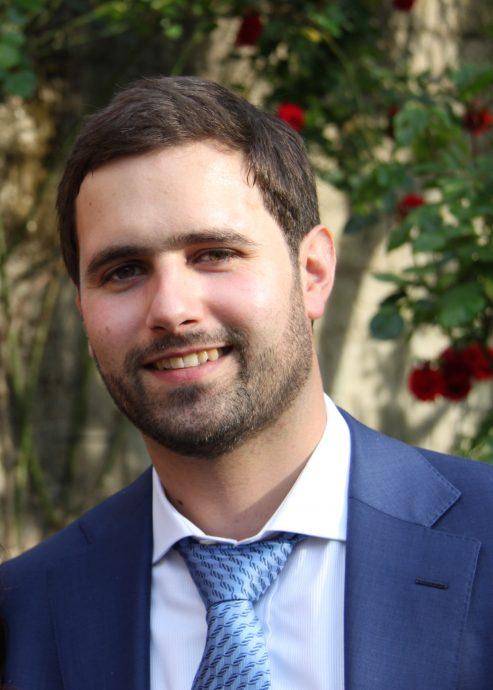 Romain Guicharrousse, lauréat du prix Henri Hertz 2019 pour sa thèse « Les étrangers au sein de la communauté athénienne (Ve - IIIe s. av. n. è.) »