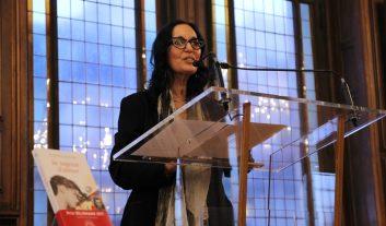 Cérémonie de remise du prix Seligmann à Zarina Khan, lauréate 2017 pour La Sagesse d'aimer.