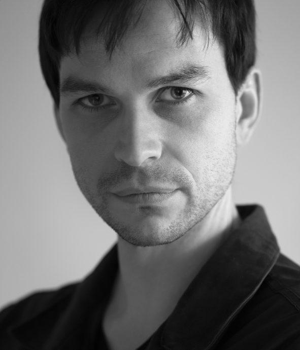 Quentin Guichard, lauréat du prix artistique Fénéon 2020 de la Chancellerie des universités de Paris.