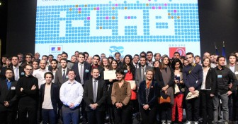L'entrepreneuriat étudiant récompensé : remise du prix PEPITE 2015