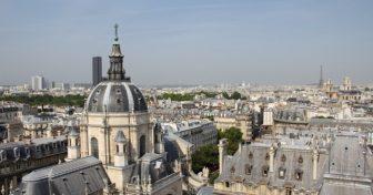 Paris reste en tête des villes étudiantes