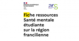 Santé mentale étudiante : les ressources sur la région francilienne